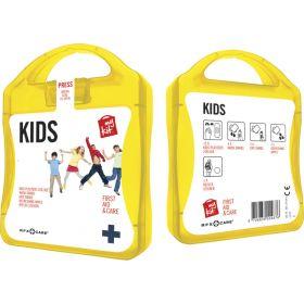 Førstehjælpskit med logo Børn