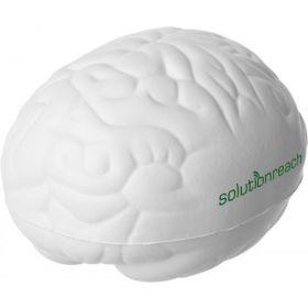 Antistress bolde med logotryk Hjerne
