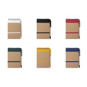 Notesbøger med logo Hardcover m/pen