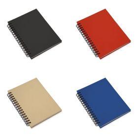 Notesbøger med logo A6 Hardcover