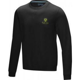 Sweater med logo Dame