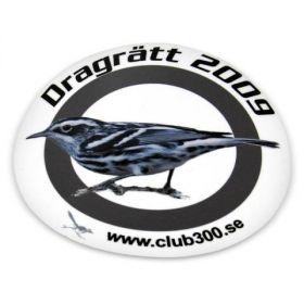 Klistermærker med logo
