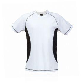 Løbe T-shirts med logo Herre