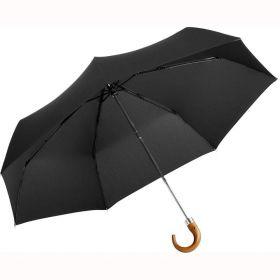Taskeparaplyer med logo Ø110cm