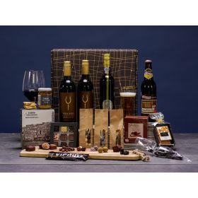 Julekurve Uden logo Misteltoe & wine