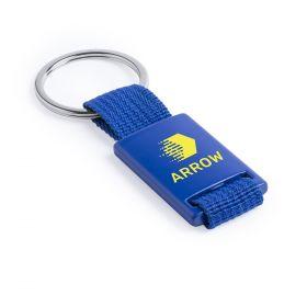 Nøgleringe med logo