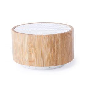 Bluetooth Speaker med logo Bambus