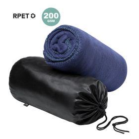 Tæpper med logo RPET