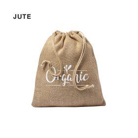 Gaveposer med logo Jute Large