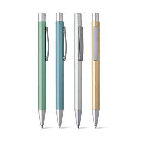 Kuglepenne med logo Ballpen Metal/Klik