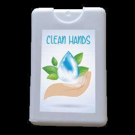 Håndspray med logo 16 ml