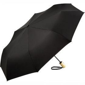Taskeparaplyer med logo Ø98cm OEKO-TEX