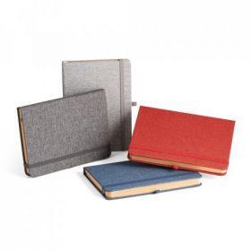 Notesbøger med logo A5 RPET Hardcover