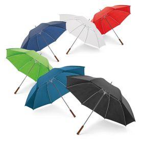 Golfparaplyer med logo Ø127cm