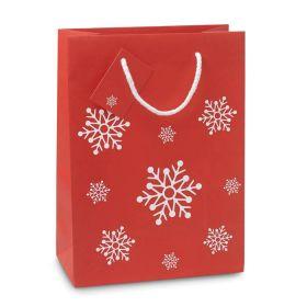 Juleposer med logo Mellem