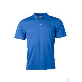 Poloshirts med logo Herre