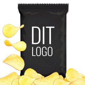 Chips med logo 25gram