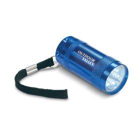 Lygter med logo 6 LED lys minimodel