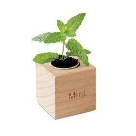 Gropotter med skjuler med logo Mint