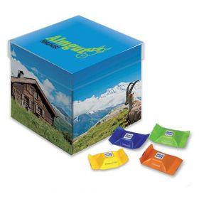 Chokoladeboxe med logo Ritter Sport