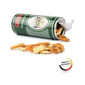 Saltkringler med logo i rør 45g