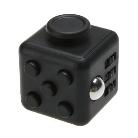 Fidget Cubes med logo i plastik