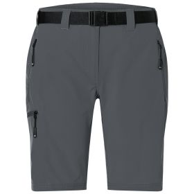 Shorts med logo Dame