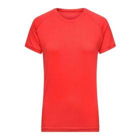 Løbe T-shirts med logo Dame