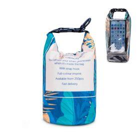 Vandafvisende tasker med logo Design selv