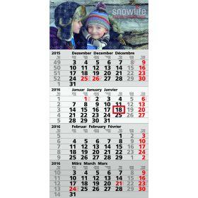 Kalendere med logo Design selv top