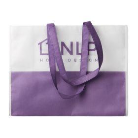 Shoppingposer m logo U/Fals M/Lang hank Valgfri