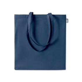 Shoppingposer med logo m/lang hank RPET
