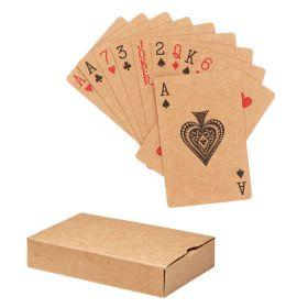 Kortspil med logo
