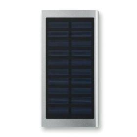 Powerbanks med logo 8000 mAh SOLAR
