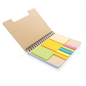 Notesbøger med logo