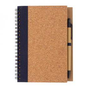 Notesbøger med logo m/pen
