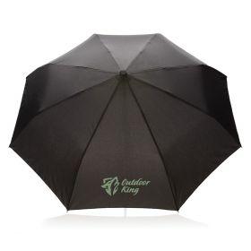 Taskeparaplyer med logo Ø96cm RPET