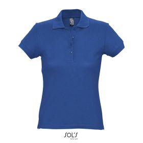 Poloshirts med logo Dame