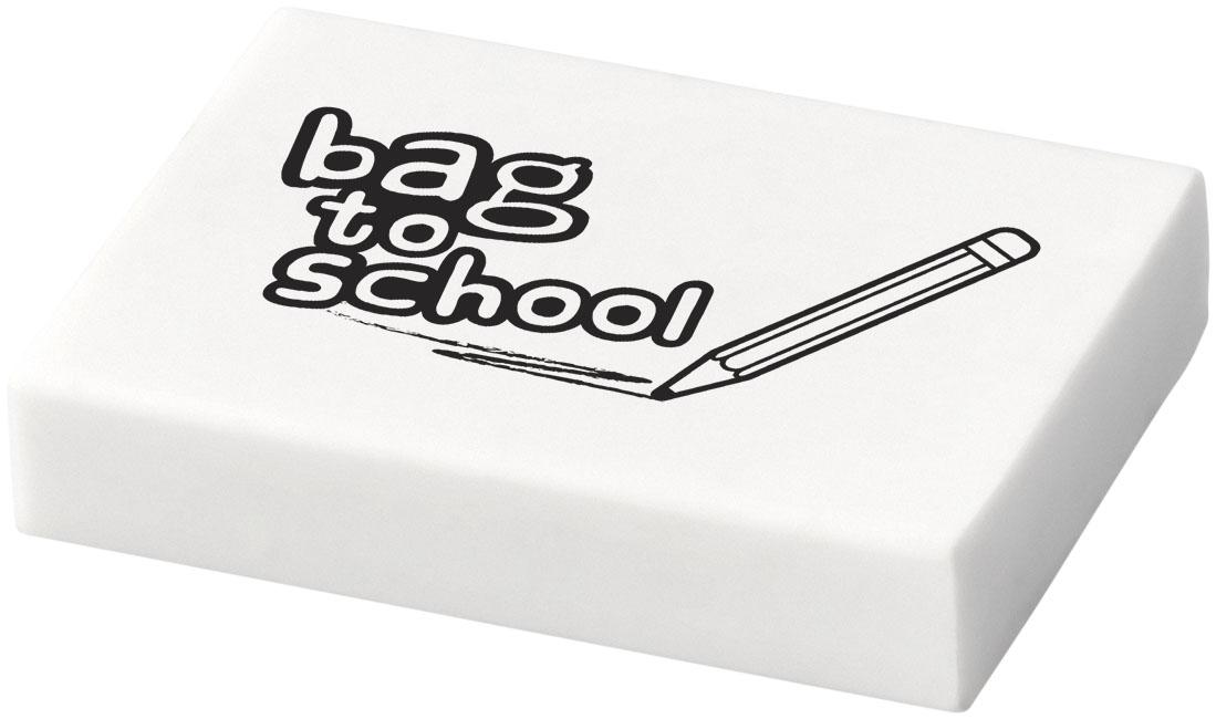 Viskelædere og blyantspidsere med logo