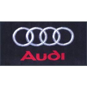 Måtter med logo