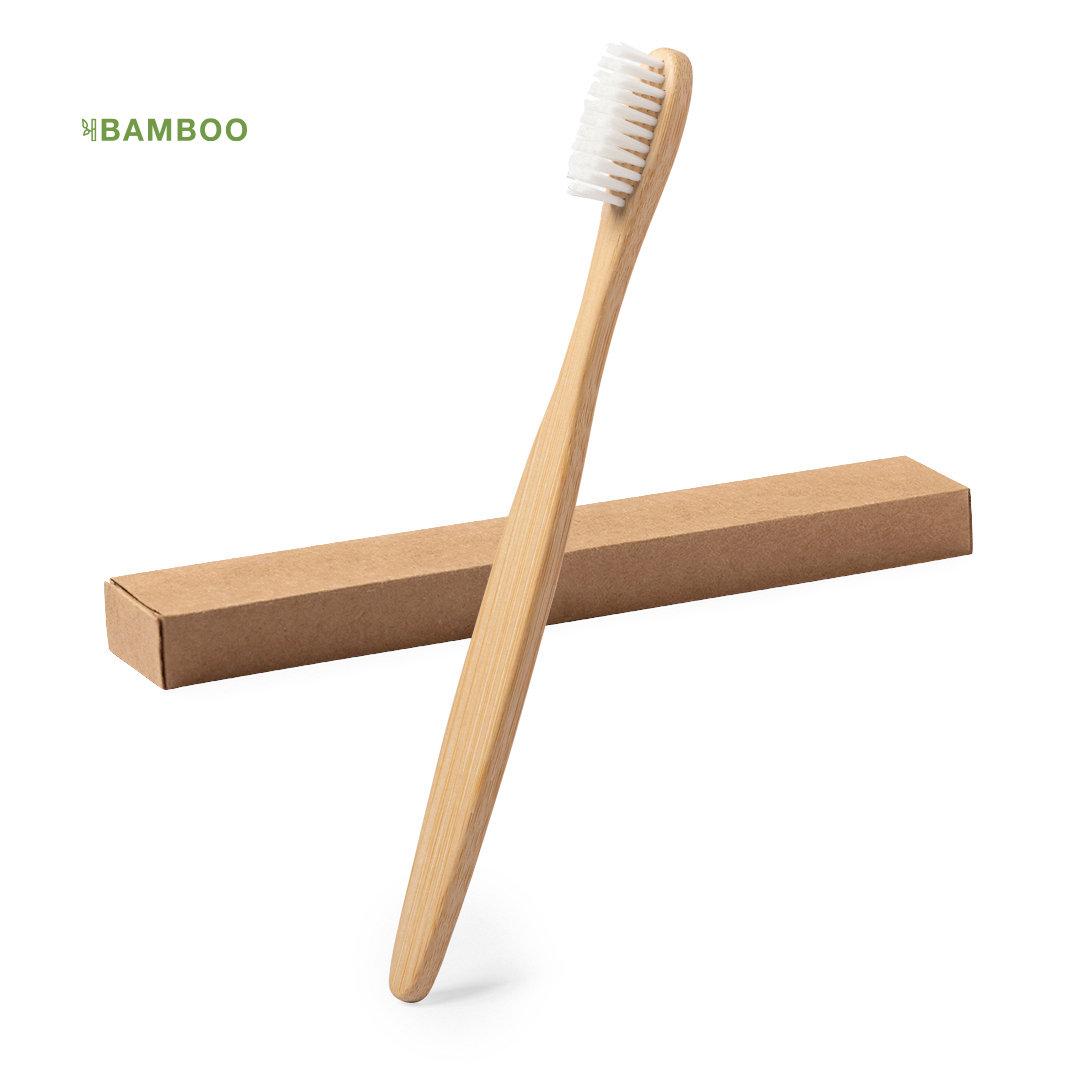 Tandbørster med logo