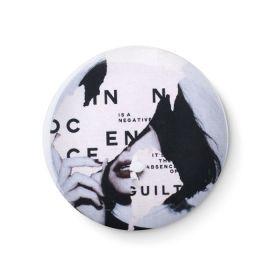 Pins med logo