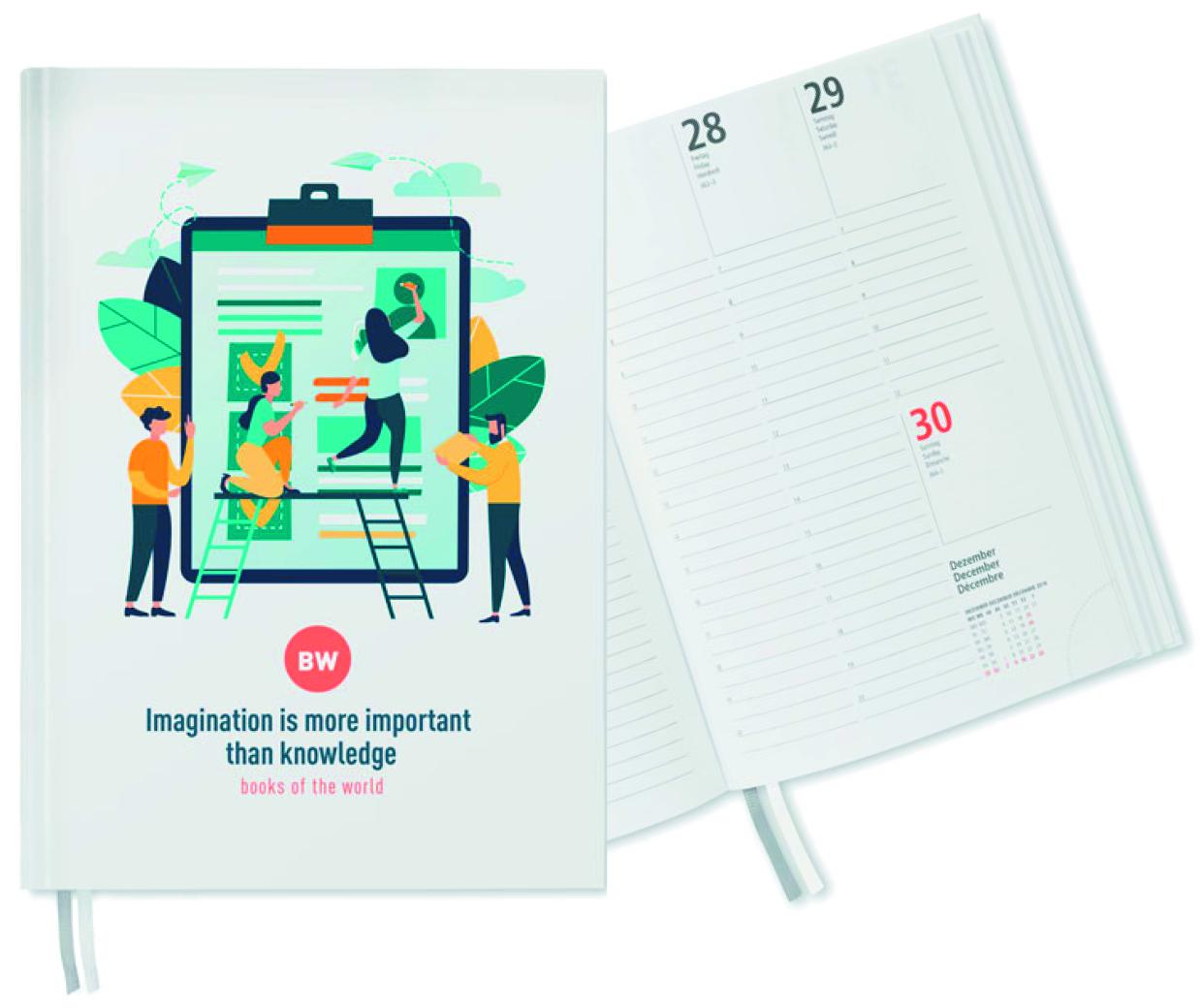 Kalendere med logo