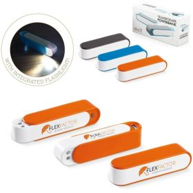Powerbanks med Logo 2200mAH