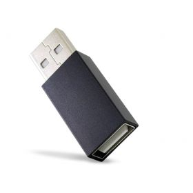 USB data Blocker med logo