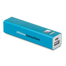 Powerbank med logo 2200 mAh